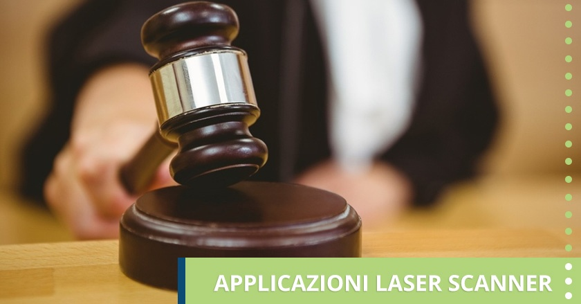 CSI Laser Scanner: il Rilievo Giudiziario